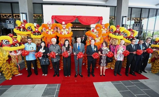 Business-class hotel opens in Senai