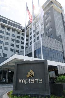 Impiana Hotel opens in Senai